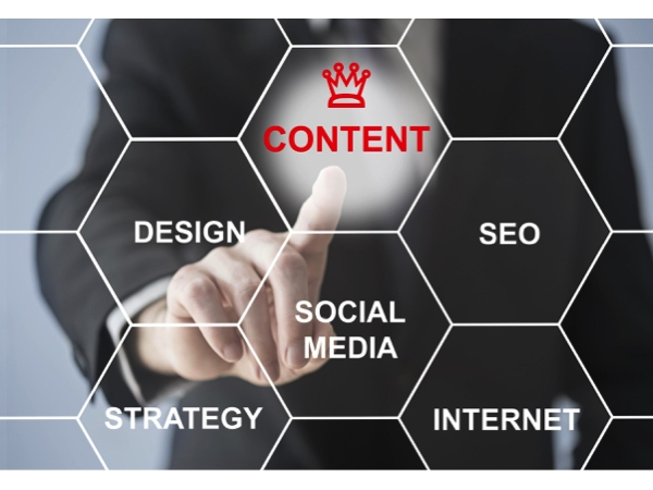 Content is King and Here's Why the PR Team Should Rule the Kingdom