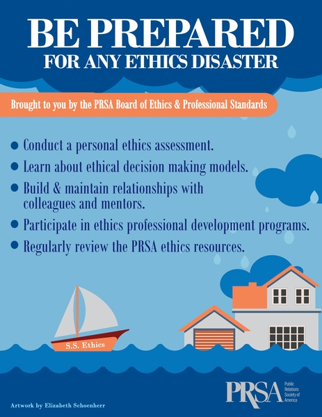 An Introduction to Ethics Month, With Thanks