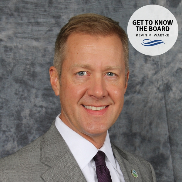 Get to Know the Board: Kevin Waetke, APR