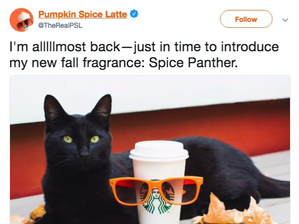 Starbucks' Pumpkin Spice Latte Uses Social Media to Generate Brand Awareness