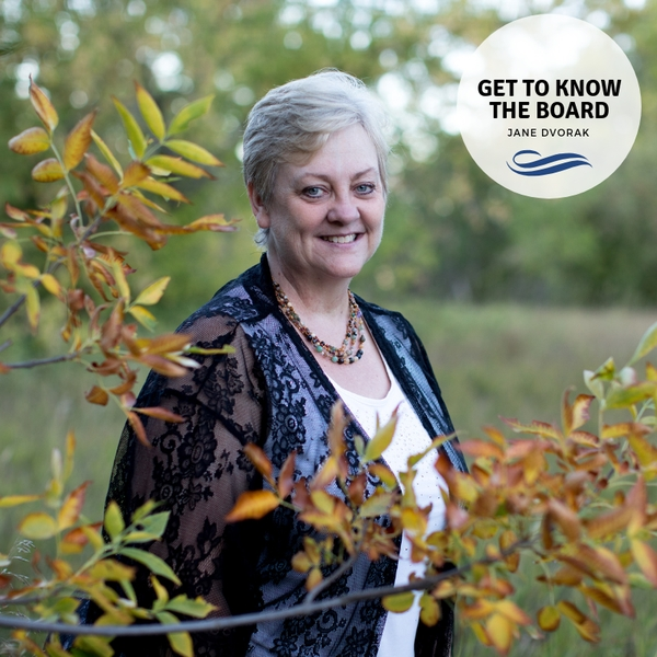 Get to Know the Board: Jane Dvorak, APR, Fellow PRSA