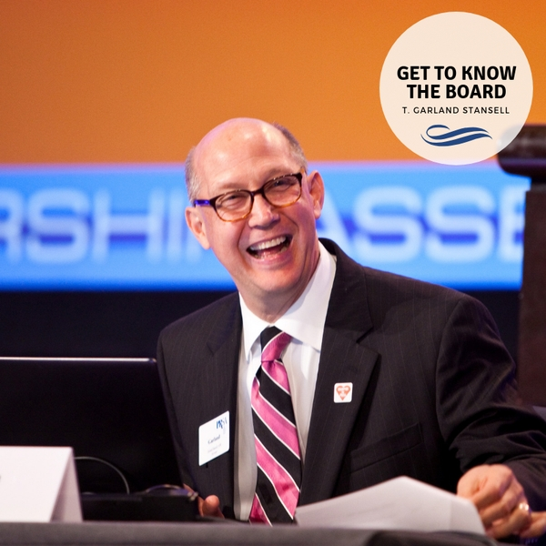 Get To Know The Board: Garland Stansell, APR