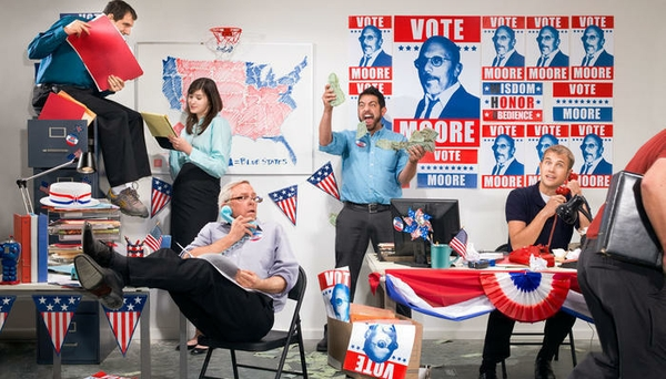 As Seen on TV: What Content Marketers Can Learn from Political Campaigns