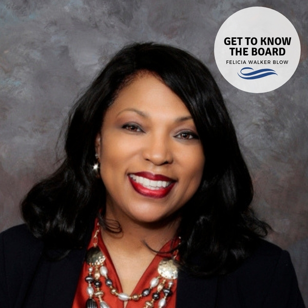Get To Know The Board: Felicia Blow, APR