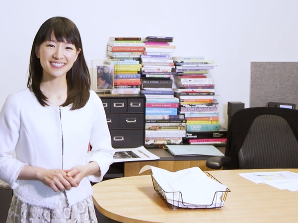 "How To ""Marie Kondo"" and De-Clutter Your Content Marketing Strategy"