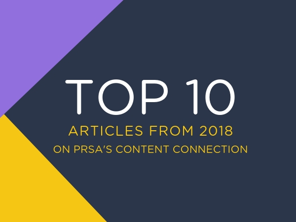 Top Ten Articles From 2018