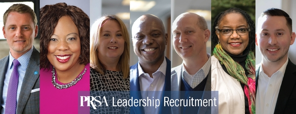 PRSA's 2020 Leadership Recruitment Process Opens