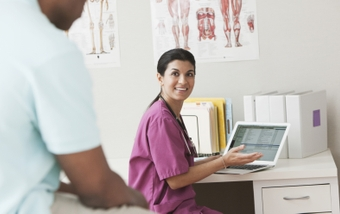 The digital age comes to health care