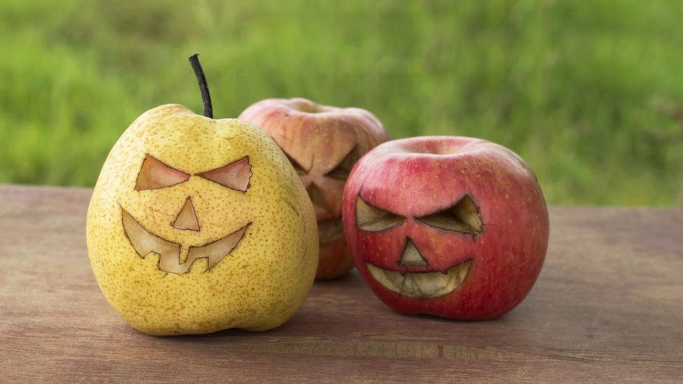 A healthier Halloween