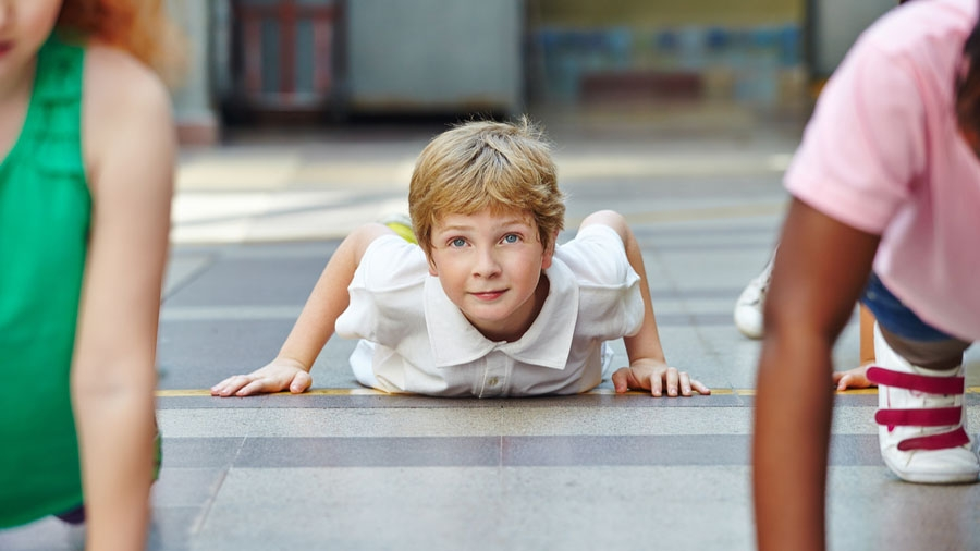 Kids need active time for better brains