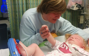Mother's devotion inspires community