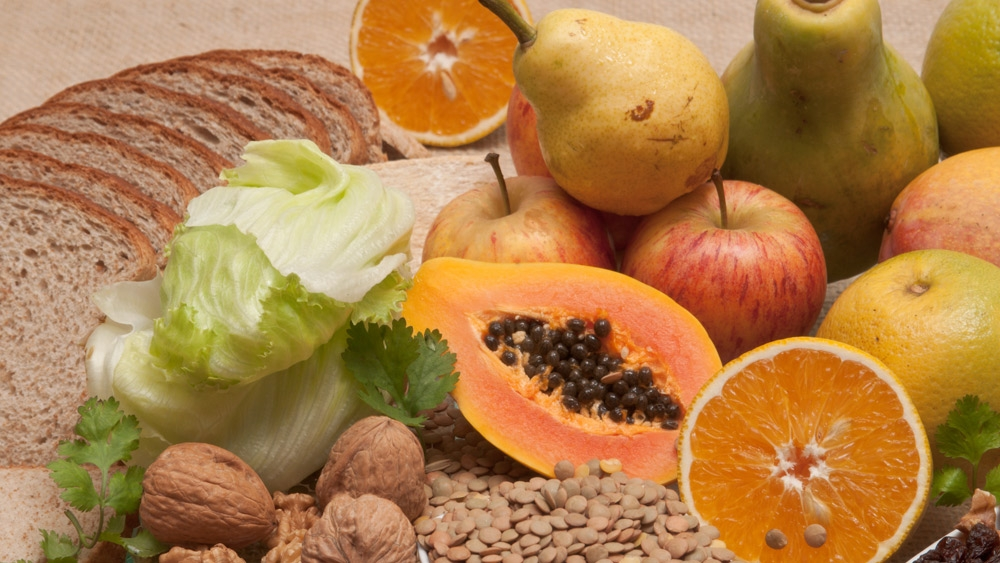 High-fiber diets can extend your life
