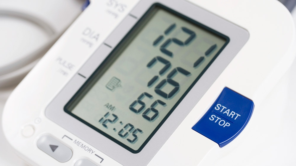 Blood pressure checks save lives