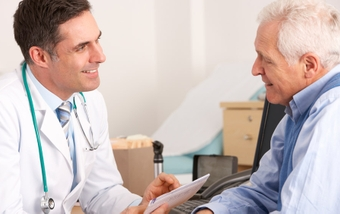 Doctor stresses importance for older men to be screened for colon cancer