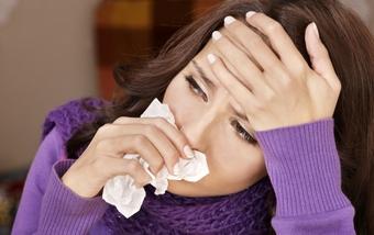 Cold versus allergy