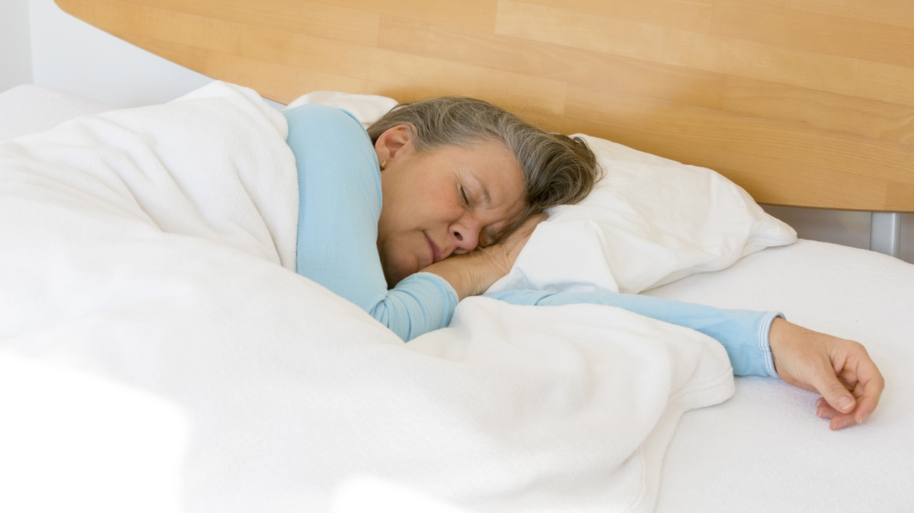 Study: Sleep apnea linked to earlier memory loss in older people
