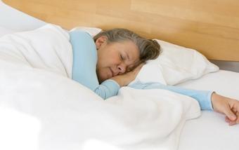 Study: Sleep apnea linked to earlier memory loss in older people