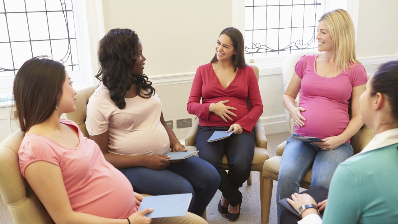 Help for new moms