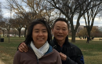One couple's candid account of trial and triumph with Parkinson's Disease
