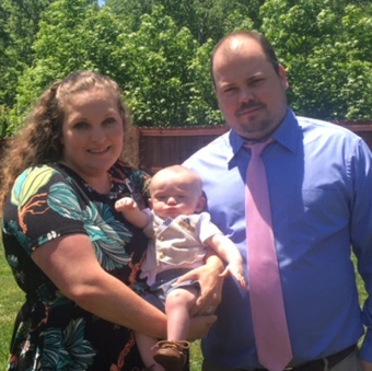 Teamwork saves a new mother's life from Preeclampsia