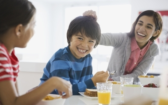 Starting the day right can mean better grades, behavior and health