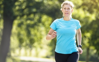 Even just a little running can improve your health