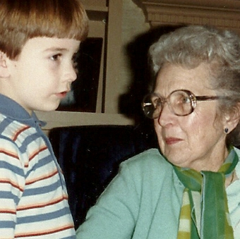How a doctor got his first lesson in dementia from beloved grandmother