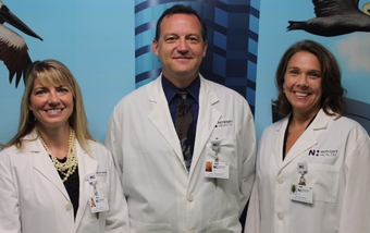 New doctors join to provide advanced critical care to the smallest patients