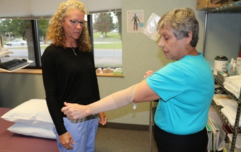 Here's how many breast cancer survivors can overcome lymphedema