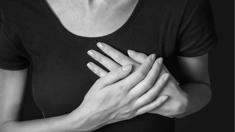The 'widow-maker' heart attack hits women, too
