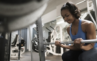Here's why women shouldn't fear working out with weights