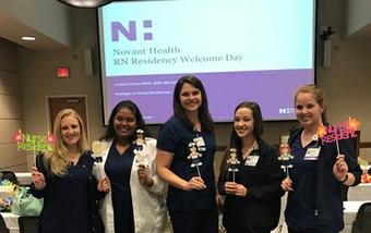 Residency program helps new nurses settle into the job