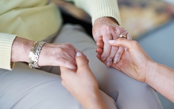 When families struggle with dementia, this nurse is by their side