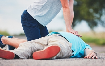 You no longer need to use your mouth for most CPR. Here's why.
