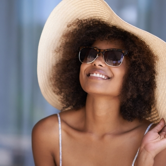 Sunscreen for dark skin is a must