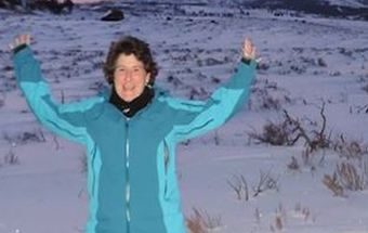 How a new knee gave a hiker back her life