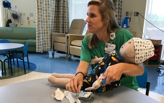 St. Jude affiliate clinic child specialists can make all the difference
