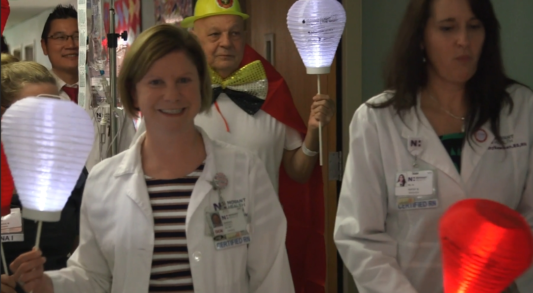 A two-time cancer survivor to guide patients at new blood cancer clinic