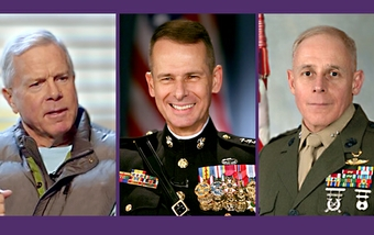 3 Marine generals had pain — their doctors had answers
