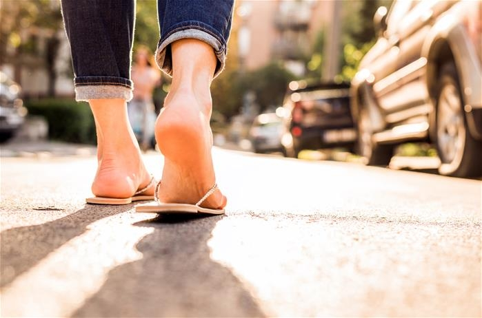 Just how bad are flip-flops for your feet?