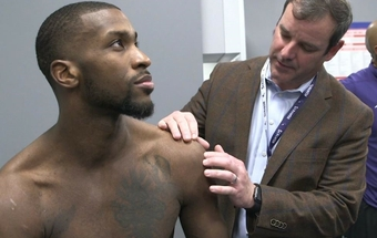 Meet the Charlotte doctor who cares for the NBA's Hornets