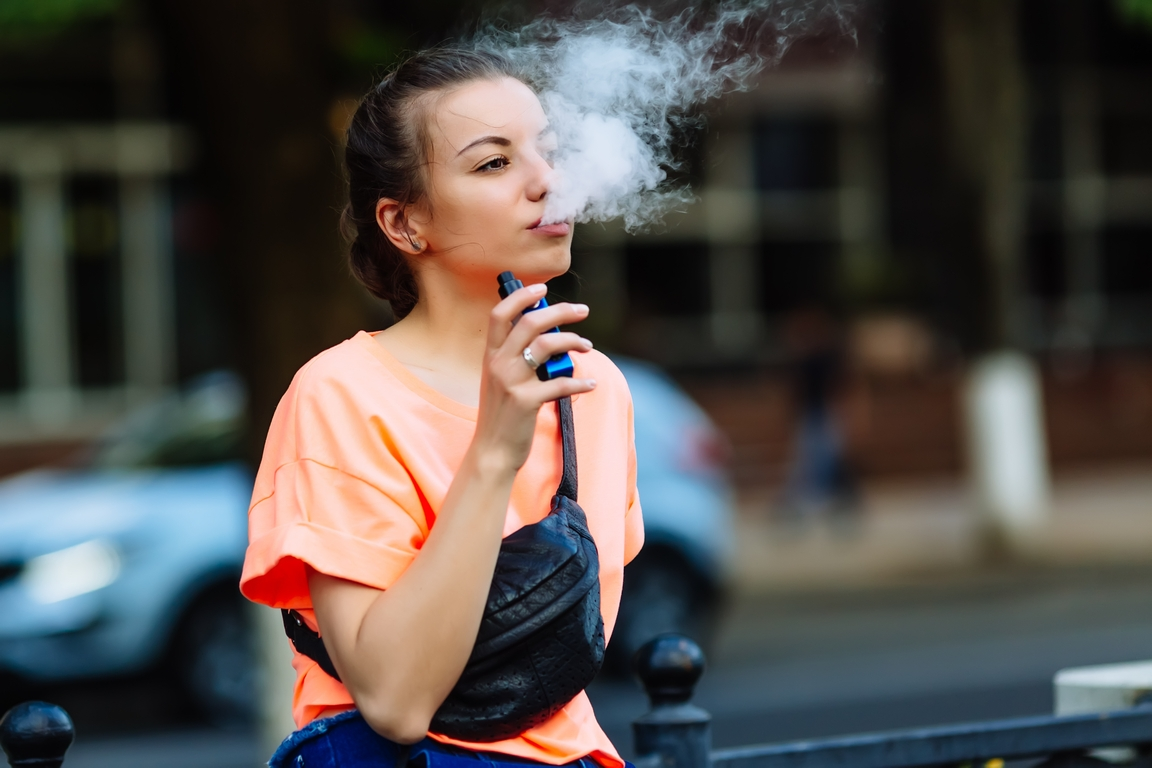 Here's why you don't want your child using e-cigarettes