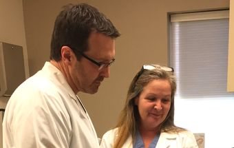 Best of both worlds?  Midwife and ob-gyn team gives moms more options