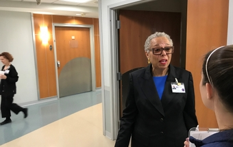 How one woman is fighting to close the racial gap in healthcare