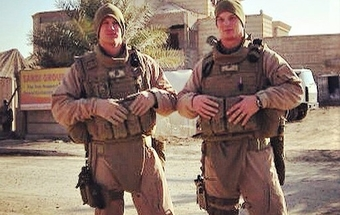 North Carolina Marine's next battle is taking on his brain tumor