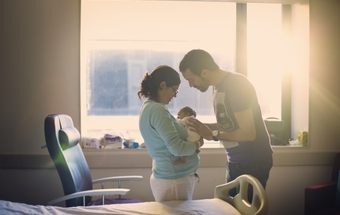 Podcast: 5 ways having a baby has changed for the better