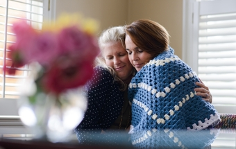 How to help someone (or yourself) grieving through the holidays