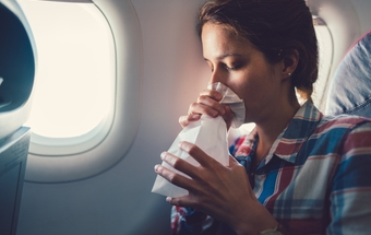 Preventing a virus at 32,000 feet