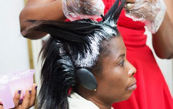 A trip to the hair salon does NOT mean you'll get breast cancer
