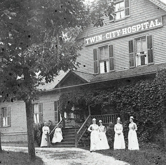 How women came to build Forsyth Medical Center